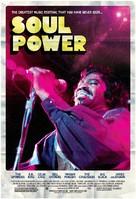 Soul Power - Movie Poster (xs thumbnail)