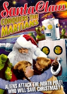 Santa Claus Conquers the Martians - DVD movie cover (xs thumbnail)