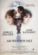 The Turning Point - German Movie Poster (xs thumbnail)