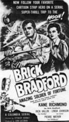 Brick Bradford - poster (xs thumbnail)
