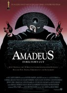 Amadeus - German Movie Poster (xs thumbnail)