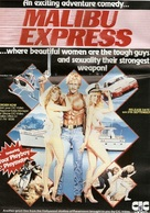 Malibu Express - Video release movie poster (xs thumbnail)