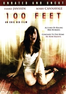 100 Feet - DVD cover (xs thumbnail)