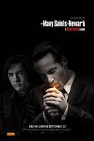 The Many Saints of Newark - Australian Movie Poster (xs thumbnail)
