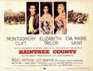 Raintree County - British Movie Poster (xs thumbnail)