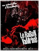 Isla de la muerte, La - French Movie Poster (xs thumbnail)