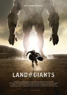Land of Giants - German Movie Poster (xs thumbnail)