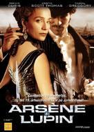 Arsene Lupin - Danish DVD cover (xs thumbnail)