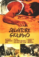 Salvatore Giuliano - Italian Movie Poster (xs thumbnail)