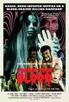 I Drink Your Blood - Movie Poster (xs thumbnail)
