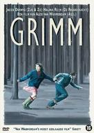 Grimm - Dutch Movie Cover (xs thumbnail)