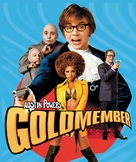 Austin Powers in Goldmember - Blu-Ray movie cover (xs thumbnail)
