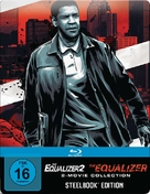The Equalizer 2 - German Movie Cover (xs thumbnail)