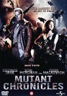 Mutant Chronicles - Dutch Movie Cover (xs thumbnail)