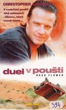 The Road Killers - Slovak VHS cover (xs thumbnail)