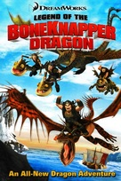 Legend of the Boneknapper Dragon - DVD cover (xs thumbnail)