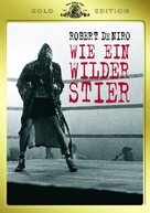 Raging Bull - German DVD movie cover (xs thumbnail)