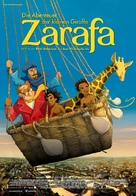 Zarafa - German Movie Poster (xs thumbnail)