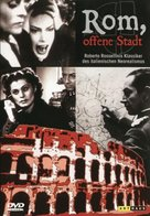 Roma, città aperta - German DVD cover (xs thumbnail)