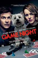 Game Night - Swiss Movie Poster (xs thumbnail)