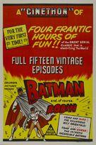 The Batman - Australian Re-release poster (xs thumbnail)