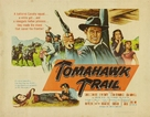 Tomahawk Trail - Movie Poster (xs thumbnail)