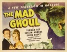 The Mad Ghoul - Movie Poster (xs thumbnail)