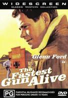 The Fastest Gun Alive - Australian Movie Cover (xs thumbnail)