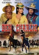 Amico, stammi lontano almeno un palmo - French Movie Cover (xs thumbnail)