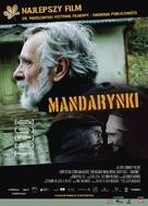 Mandariinid - Polish Movie Poster (xs thumbnail)