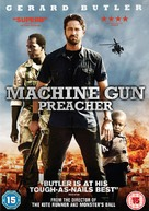 Machine Gun Preacher - DVD cover (xs thumbnail)