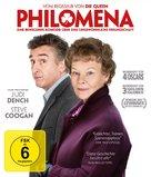 Philomena - German Blu-Ray movie cover (xs thumbnail)