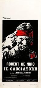 The Deer Hunter - Italian Movie Poster (xs thumbnail)