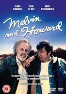 Melvin and Howard - British DVD cover (xs thumbnail)
