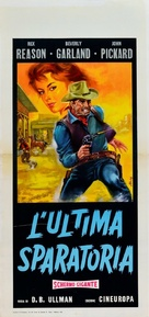 Badlands of Montana - Italian Movie Poster (xs thumbnail)