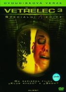 Alien 3 - Czech DVD cover (xs thumbnail)
