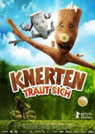 Knerten gifter seg - German Movie Poster (xs thumbnail)