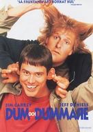 Dumb & Dumber - Swedish DVD movie cover (xs thumbnail)