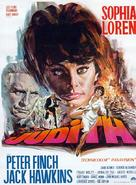 Judith - French Movie Poster (xs thumbnail)