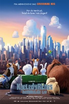 The Secret Life of Pets - Danish Movie Poster (xs thumbnail)