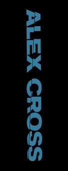Alex Cross - Logo (xs thumbnail)