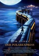The Polar Express - German Movie Poster (xs thumbnail)