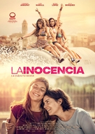 La inocencia - Spanish Movie Poster (xs thumbnail)