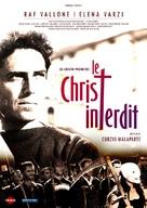 Il Cristo proibito - French Movie Poster (xs thumbnail)