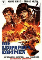 Il dito nella piaga - German Movie Poster (xs thumbnail)