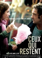 Ceux qui restent - French Movie Poster (xs thumbnail)