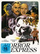 Horror Express - German Movie Cover (xs thumbnail)