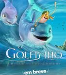 The Dolphin - Brazilian Movie Poster (xs thumbnail)
