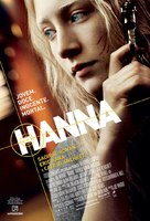Hanna - Brazilian Movie Poster (xs thumbnail)