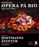 """Metropolitan Opera: Live in HD"" - Swedish Movie Poster (xs thumbnail)"